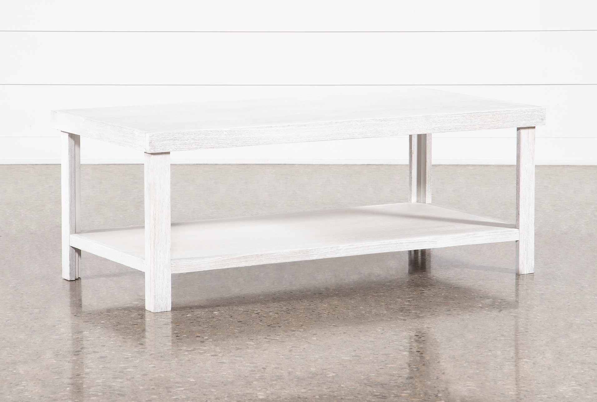 Ian White Coffee Table