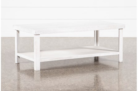 Ian White Coffee Table