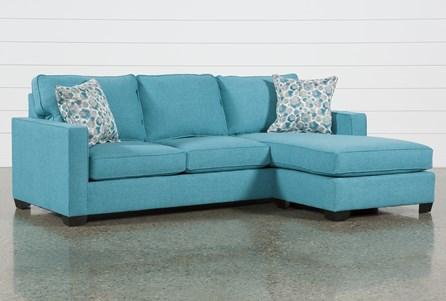 Egan II Tropical Sofa With Reversible Chaise