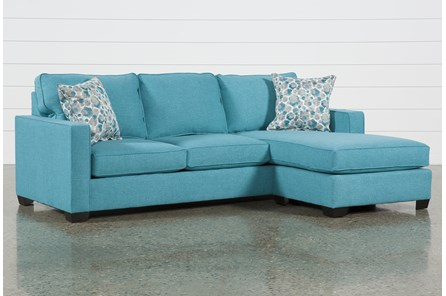 Egan II Tropical Sofa With Reversible Chaise