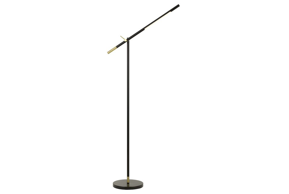 Floor Lamp-Modern Metal Led