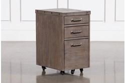 Jaxon Grey Mobile File Cabinet
