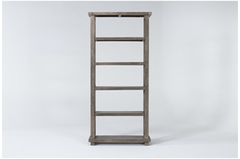 Jaxon Grey 82 Inch Bookcase