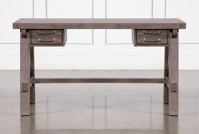 "Jaxon Grey 58"" Desk - 360"