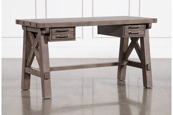 "Jaxon Grey 58"" Desk"