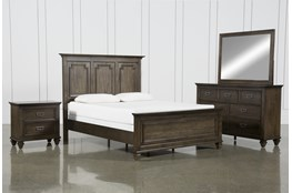 Wessling Eastern King 4 Piece Bedroom Set