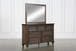 Wessling Dresser/Mirror