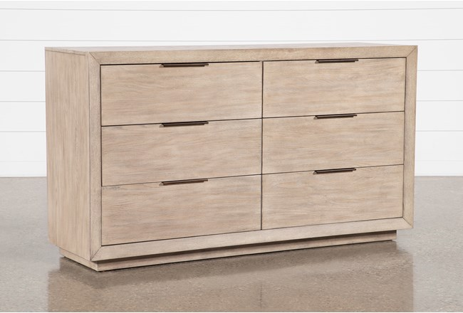 Pierce Natural Dresser - 360