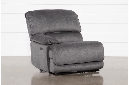 Bonaire Left Arm Facing Power Recliner With Usb