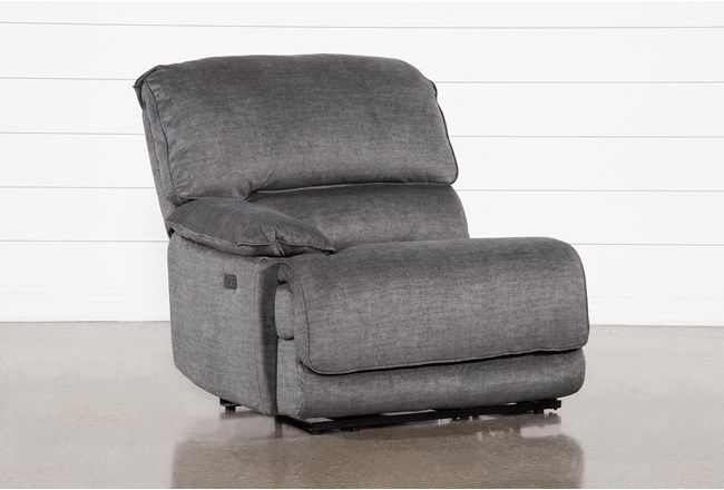 Bonaire Left Arm Facing Power Recliner With Usb - 360