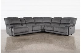 Bonaire 6 Piece Reclining Sectional With Usb