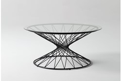 Cam Round Coffee Table