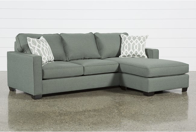 Egan II Clover Sofa With Reversible Chaise - 360
