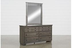 Marco Charcoal Dresser/Mirror