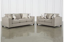 Caitlin Sofa/Loveseat