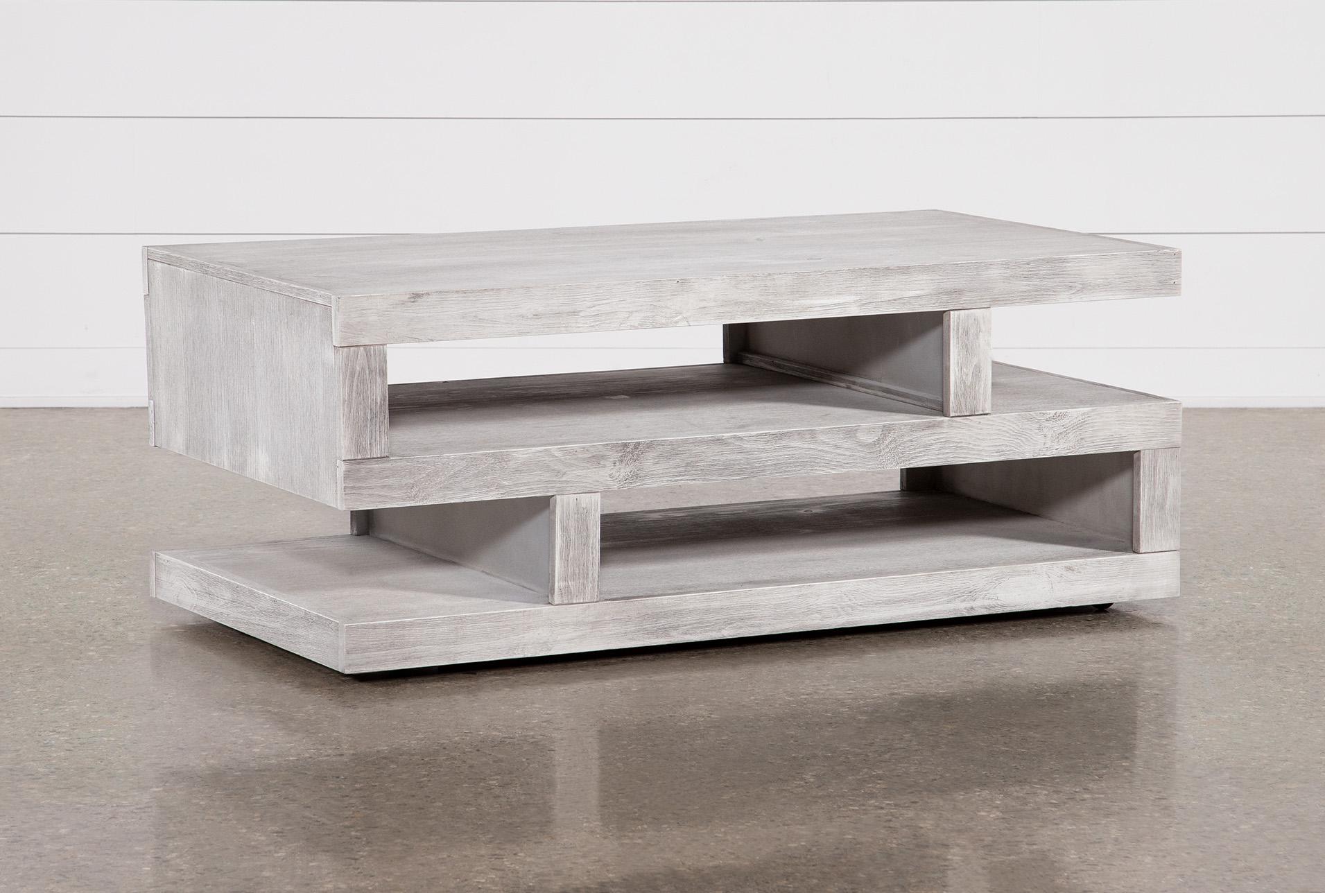 - Kenzie Coffee Table Living Spaces