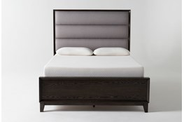 Dustin California King Panel Bed