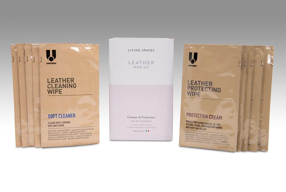 Leather Wipe Kit