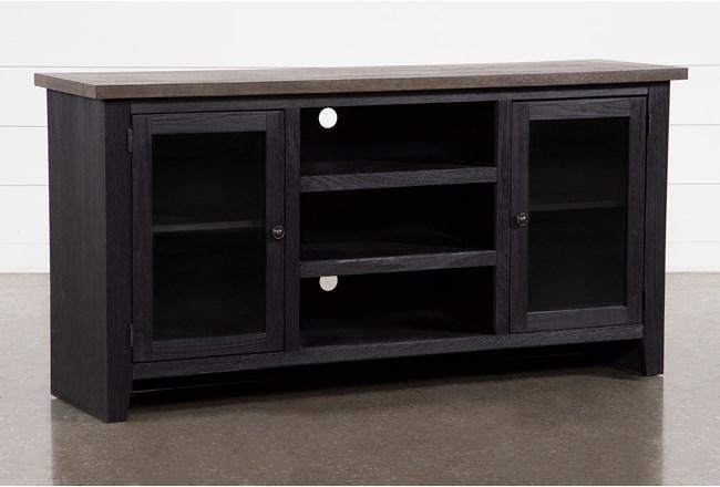 Dixon Black 65 Inch TV Stand - 360