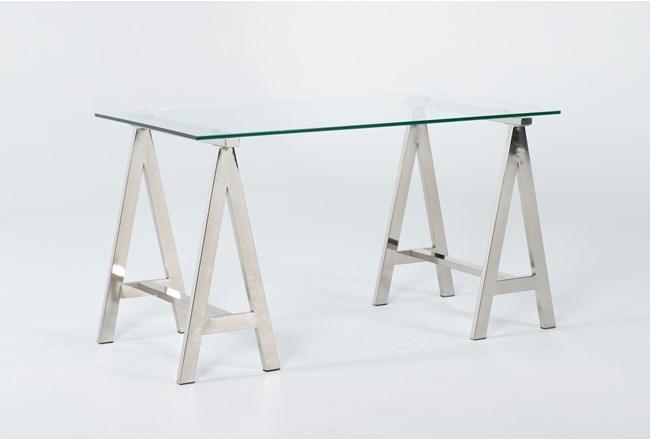"""Anika 54"""" Desk - 360"""