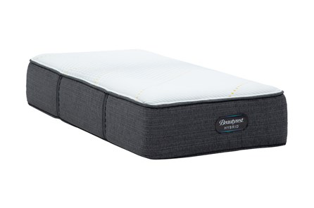 Beautyrest Hybrid Carbondale Firm California King Split Mattress