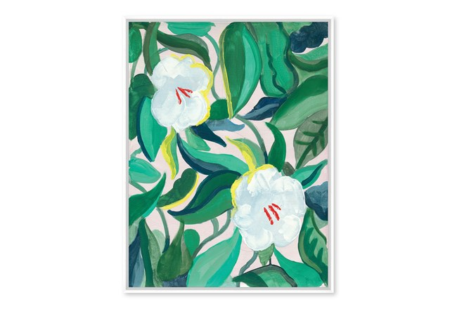 Picture-Forest Peace High Gloss 32X42 - 360