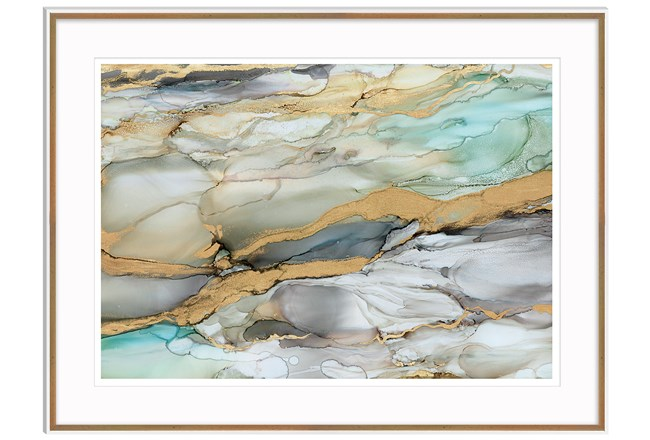 Picture-Viewable Framed 41X31 - 360