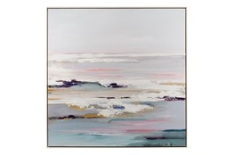 Picture-Ocean Tide High Gloss 36X36