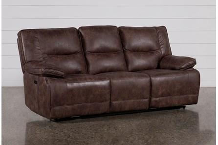 Alejandro Power Reclining Sofa With Power Headrest And Usb