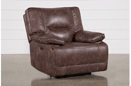 Alejandro Power Recliner With Power Headrest And Usb