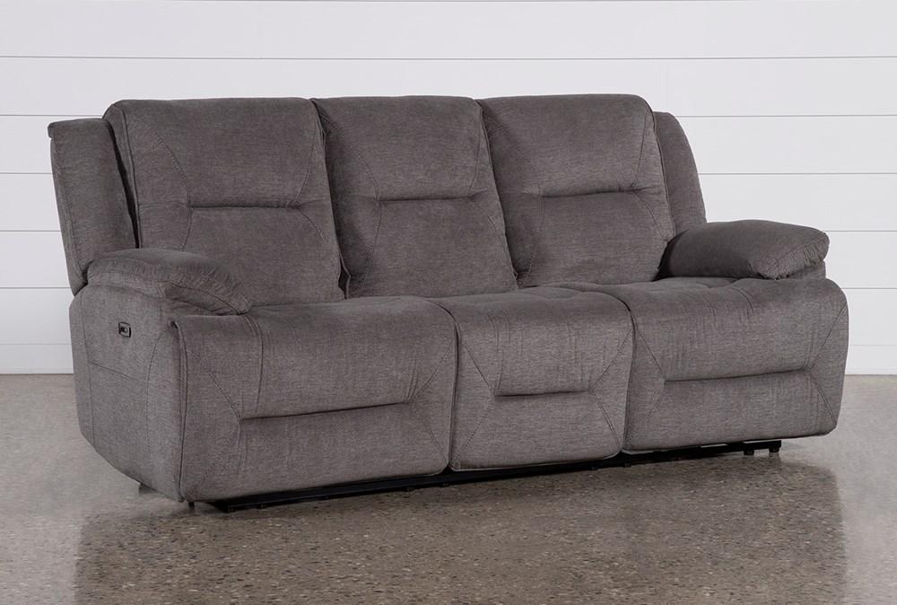 "Jillian 88"" Power Reclining Sofa With Usb"