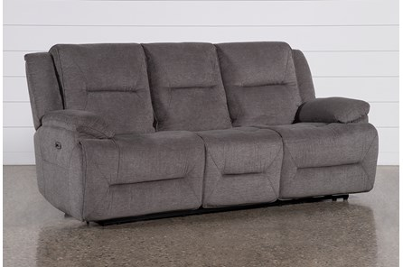 Jillian Power Reclining Sofa With Usb