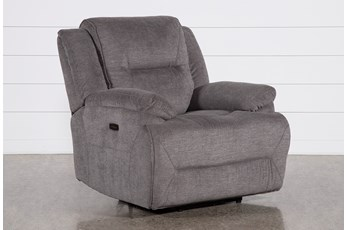 Jillian Power Recliner With Usb