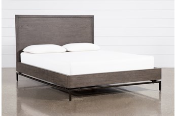 Haynes Queen Platform Bed