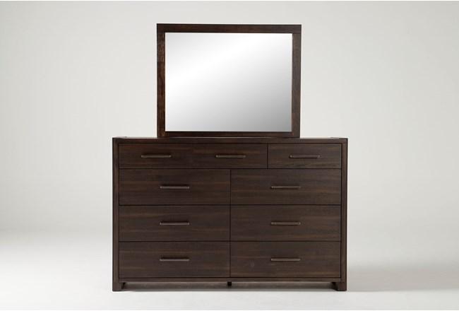 Teagan Dresser/Mirror - 360