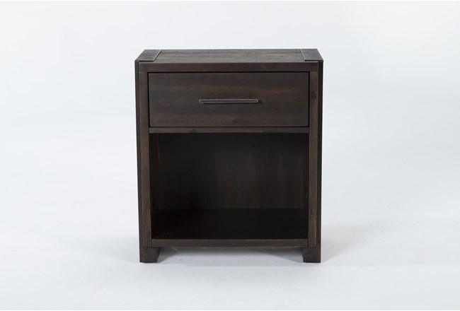 "Teagan 1-Drawer 30"" Nightstand - 360"