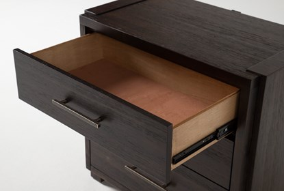 Teagan 3 Drawer 30 Nightstand With Usb Living Spaces