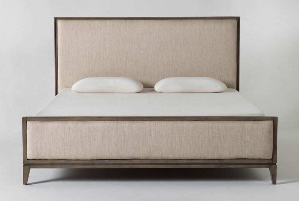 Colette Upholstered Eastern King Panel Bed