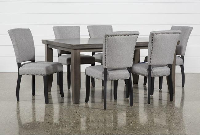 Ashford II 7 Piece Dining Set With Kuna Chairs - 360