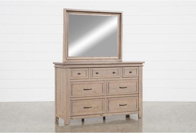 Coleman Dresser/Mirror - 360