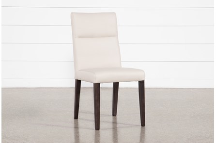 Destin Leather Side Chair