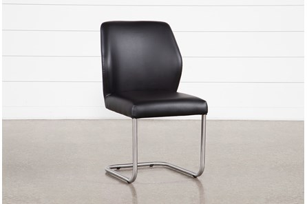 Fenway Black Dining Side Chair