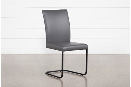 Clermont Grey Dining Side Chair