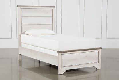 Cassie Twin Panel Bed