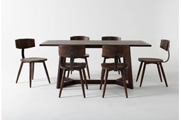 Cleve 7 Piece Rectangle Dining Set