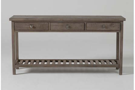Colette Sofa Table