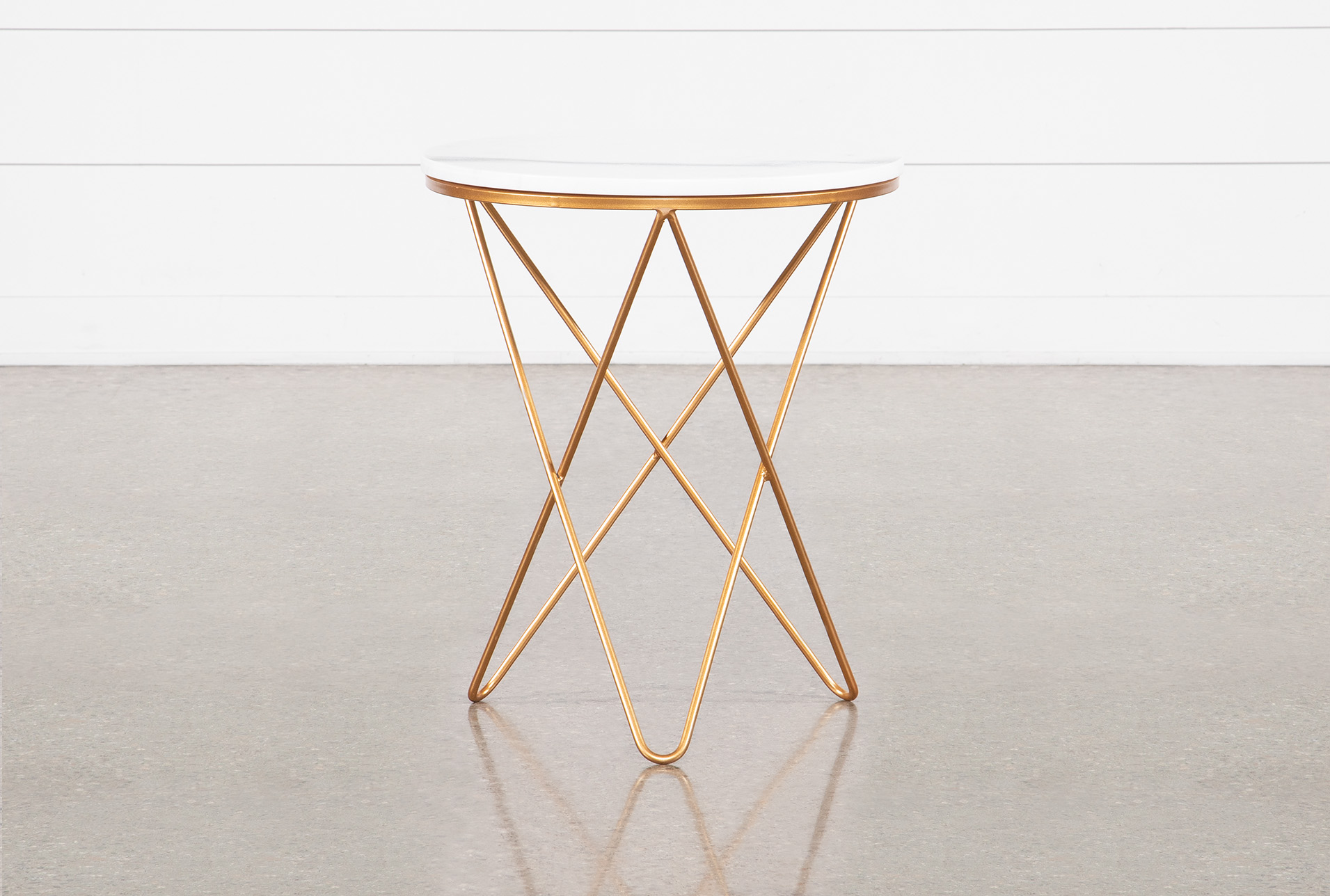 - Ren Accent Table Living Spaces