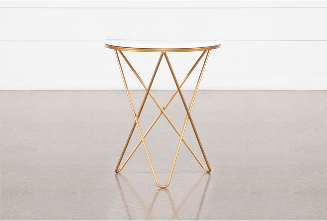Ren Accent Table - 360