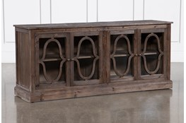 Dublin Rustic Cabinet