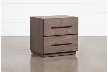 Orwell Nightstand With USB